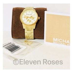 Michael Kors Horn Jet Set Watch MK5309